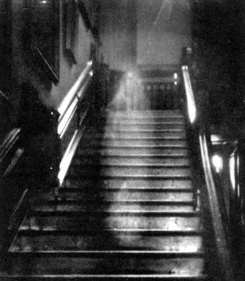 ghost staircase